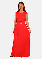 Длинное платье из штапеля 44-50 р ( разные цвета )