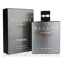 Мужская туалетная вода Chanel Allure Homme Sport Eau Extreme (реплика)