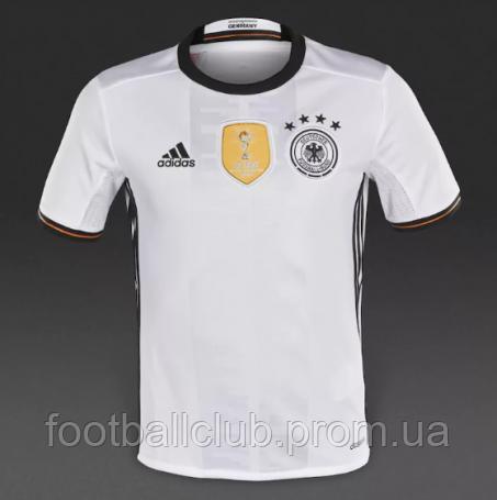 Футболка adidas Germany 2016 Kids Home AA0138