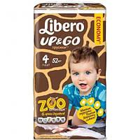 Подгузник Libero Up&Go 4 7-11кг 52 шт (7322540591057)