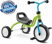 Велосипед детский трехколесный Puky Fitsch (Германия), салатовый (kiwi)
