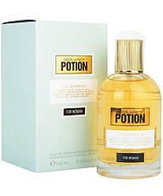 Жіноча парфумована вода дискаред потион Dsquared2 Potion for woman (осіб) парфуми аромат запах парфум