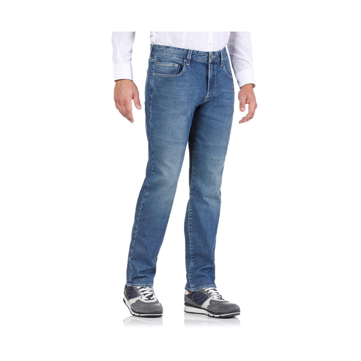 Мужские джинсы Geox M3232J MEDIUM INDIGO