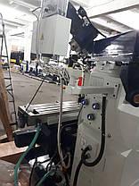 Zenitech UFM 110 Digi широкоуниверсальный консольный гор-вертикально-фрезерный станок по металлу, фото 2