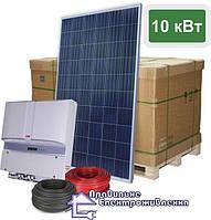 Сонячна електростанція - 10 кВт Medium+