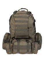 Тактичний рюкзак Mil-tec з розвантаженням DEFENSE PACK Assembly 36 літрів Олива (14045001), фото 3