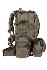 Тактический рюкзак Mil-tec с разгрузкой DEFENSE PACK Assembly 36 литров Олива (14045001), фото 2