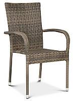 Кресло из ротанга Fiesta для сада