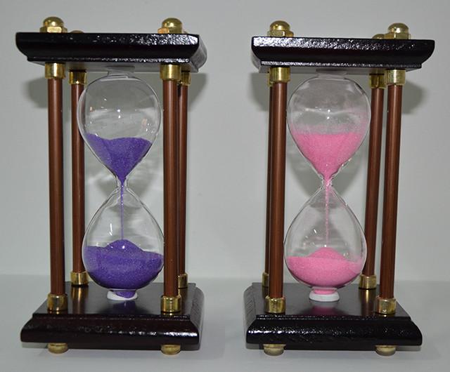 песочные часы (фото)