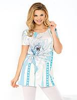 Женская туника Donata Top-Bis, коллекция весна-лето, фото 1