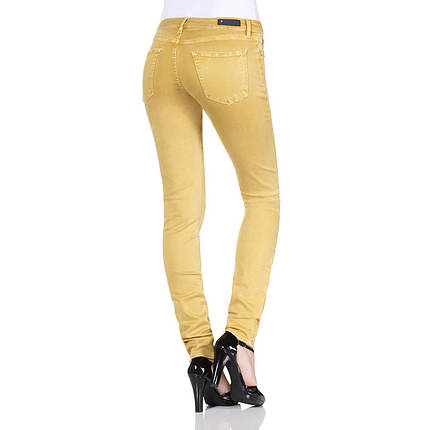 Женские модные джинсы Geox W3432G OCHRE, фото 2
