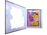 Блокнот детский подарочный  ФЕИ,  В-6, 52 листа. 70гр., фото 3