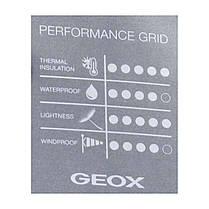 Мужская жилетка дутая Geox M3425E LIGHT ORANGE, фото 2