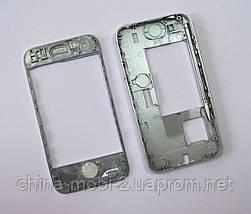 Корпус к копии iPhone 4s - модель F8 4gs, фото 2