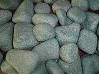 Камень оливиновый диабаз (шлифованный) 15 кг