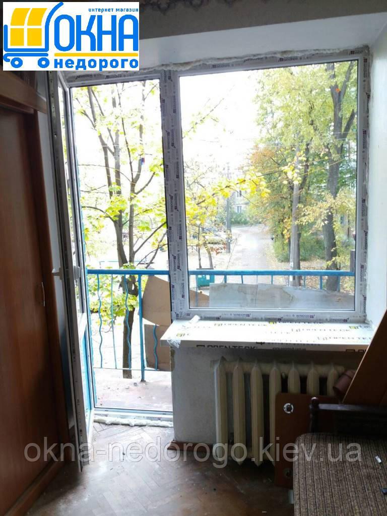 Пластиковые окна Гостомель
