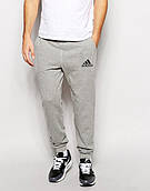Мужские спортивные штаны Adidas Адидас серые