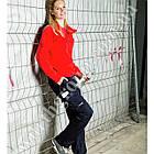 Брюки Modyf Classic Lady Trouser Blu Wurth, фото 3