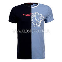 Мужская футболка Glo-story, Два цвета , фото 3