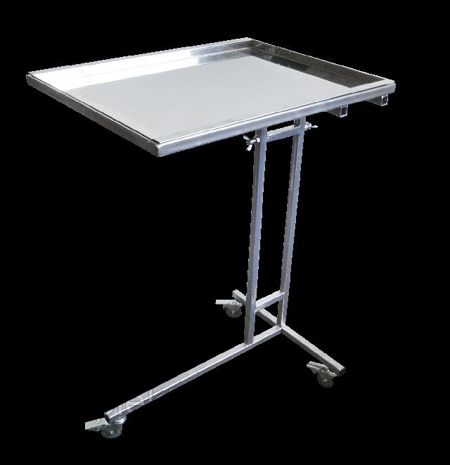 столик для хирурга из нержавейки