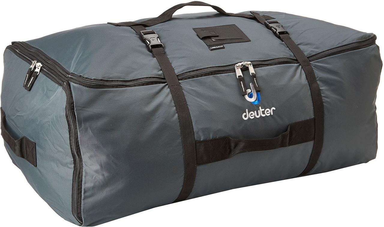 Сумка для поездок DEUTER CARGO BAG EXP, 39550 4000, 90+30 л, серая
