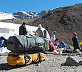 Сумка для поездок DEUTER CARGO BAG EXP, 39550 4000, 90+30 л, серая, фото 8