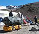Большая 90+30 л. прочная транспортная сумка DEUTER CARGO BAG EXP, 39550 4000 серая, фото 8