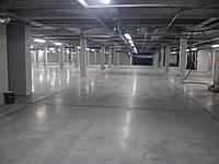 Промышленные ,топинговые бетонные полы