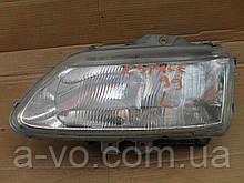 Фара основная левая для Renault Espace 3, Valeo 7700820118