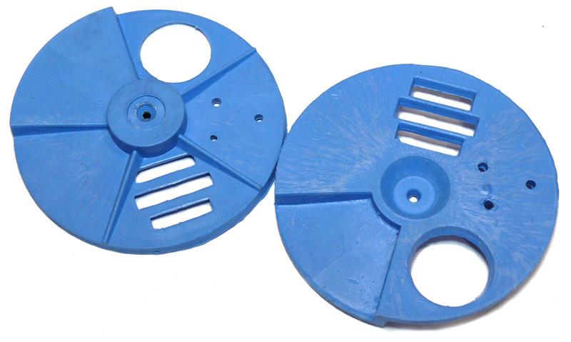 Летковый заградитель круглый пластиковый 5-ти элементный