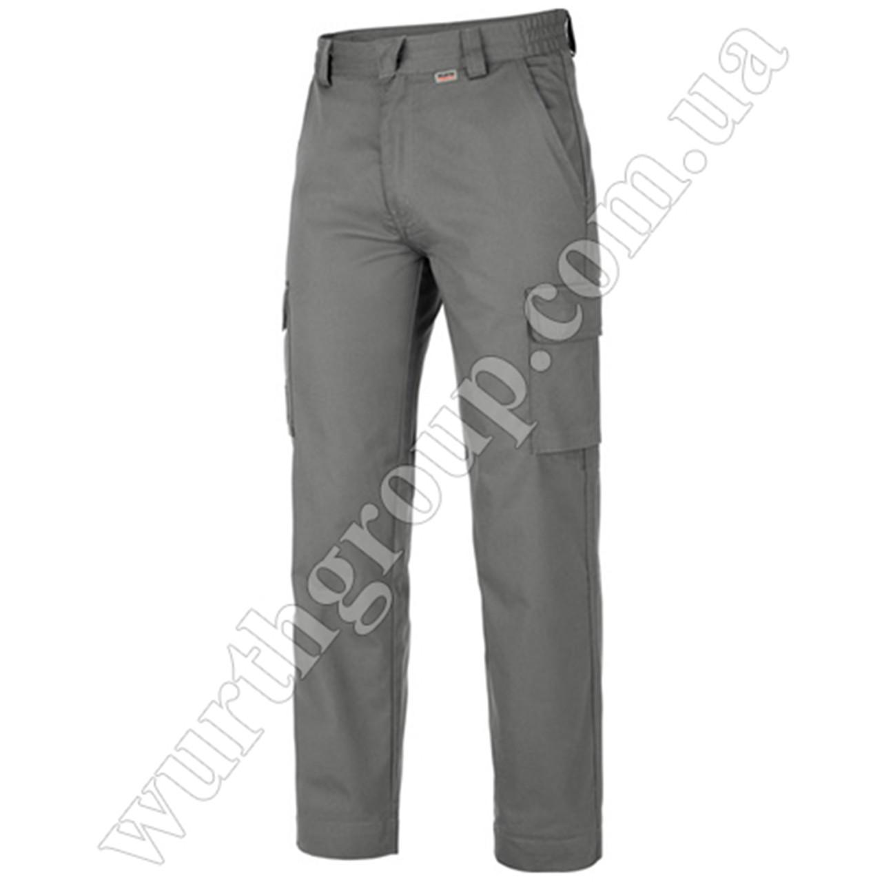 Брюки Modyf Classic Trouser Grey Wurth