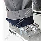 Брюки Modyf Classic Trouser Grey Wurth, фото 5