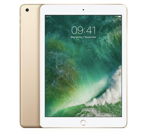 "Apple iPad 9.7"" Wi-Fi+4G 128GB (2018) Gold"