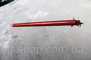 Одновитковая Ø 133 мм длинной 1,0 м