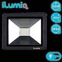 Уличный прожектор,светодиодный,iLumia 041 FL-20-NW