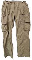 Мужские летние брюки-карго Akademiks песочные