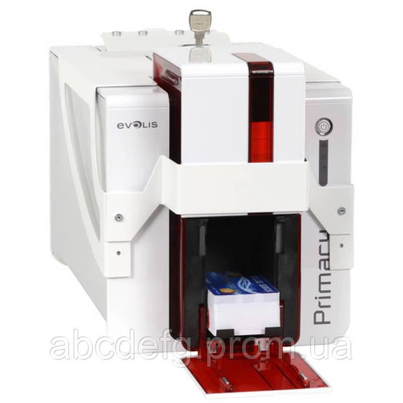 Принтер для пластиковых карт Evolis Primacy (Ethernet+USB)