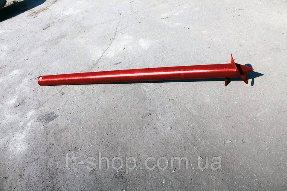 Одновитковая Ø 133 мм длинной 4.0 м