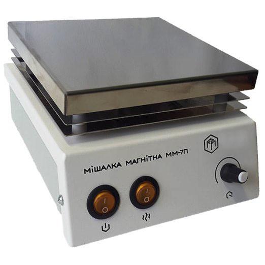 Магнитная мешалка с подогревом ММ-7П