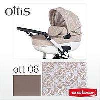 Универсальная коляска 3 в 1 Adbor Ottis 08 с автокреслом , фото 1