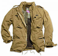 Куртка REGIMENT M 65 JACKET Vintage кайот (SURPLUS) Германия L