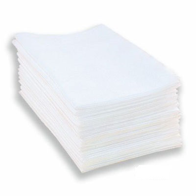 Timpa полотенце одноразовое нарезное гладкое 40*70 см. (50 шт.)