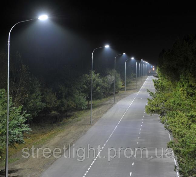 Светодиодное освещение автомобильных дорог