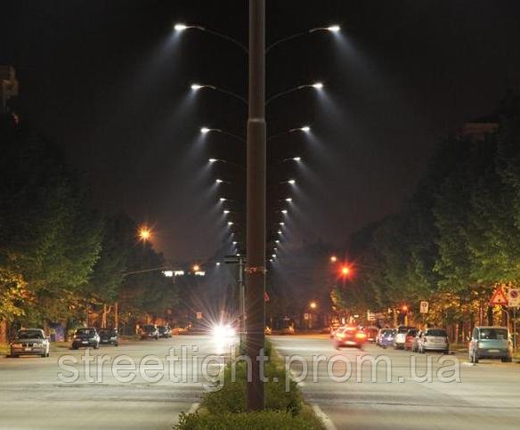 Светодиодное освещение улиц и проспектов