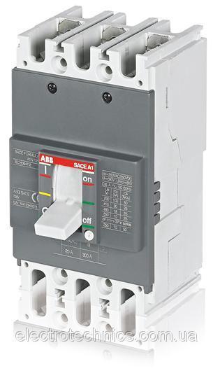 Автоматический выключатель ABB Formula A2N 250 TMF 200-2000 3p F F, 1SDA066784R1