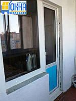 Пластиковые окна Вишневое, фото 1