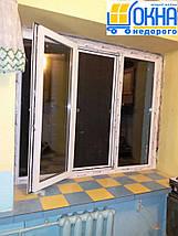 Пластиковые окна Вишневое, фото 3