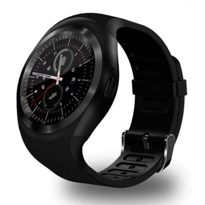 Розумні годинник Smart Y1 Black