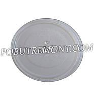 Тарелка для микроволновой печи LG, Daewoo Ø-255 мм под куплер