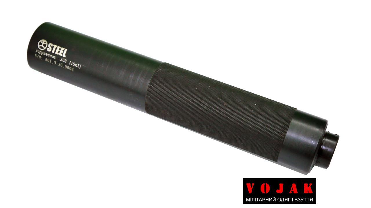 Глушитель STEEL GEN 2  для .308 резьба 15х1 Rh